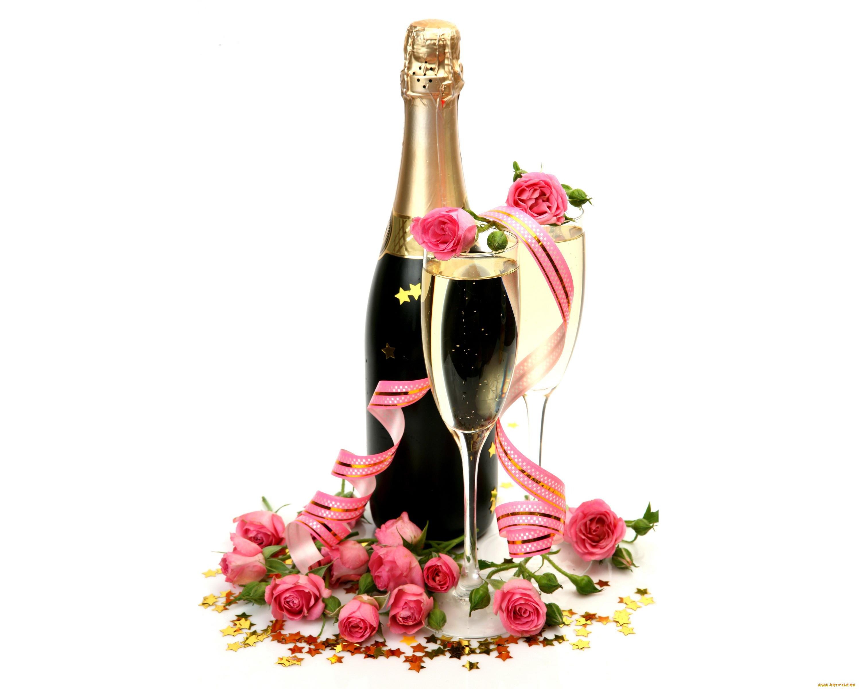 Бокалы для шампанского Стильная пара купить 85